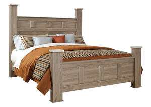 Henley Pine King Bed