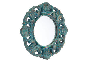 Antique Mirror Blue