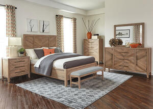 Auburn 8 Pc. Queen Bedroom by Scott Living