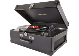 Crosley Keepsake Black Turntable