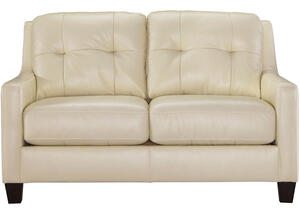 Kassidy Cream Loveseat