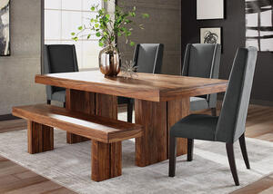 Hillsborough Ash 6 Pc. Dining Room by Scott Living