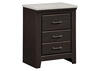 Nightstand Dark Henley