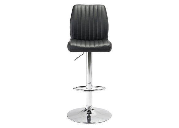 Willful Black Barstool