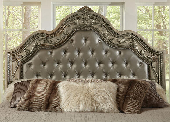 Majestic King Bed