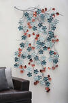 Florissa Wall Art Blue