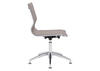 Glider Taupe Conference Chair