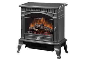 Dimplex Stove Pewter
