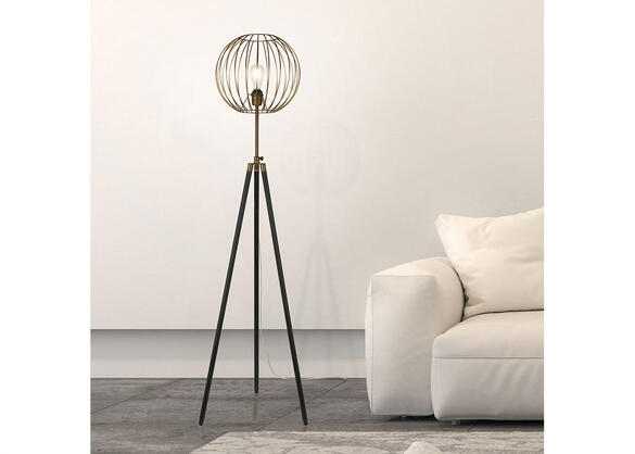 Paramon Floor Lamp Yellow