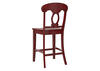 "Berry Napoleon 24"" Cntr Chair Berry"