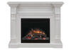 Dimplex Winston Mantel Fireplace White