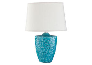 Thistlewood Table Lamp Blue
