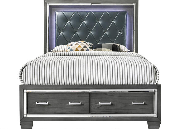 Denali Queen Bed