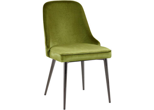 Green Bucket Chair by Scott Living