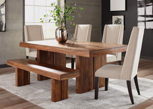 Hillsborough Barley 6 Pc. Dining Room by Scott Living