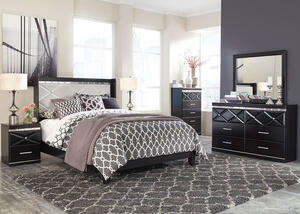 SADIE 5PC QUEEN BEDROOM