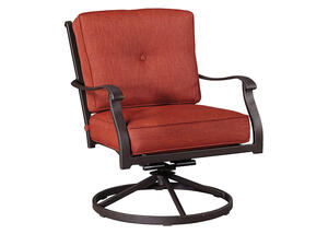 Cimon 2 Pc. Swivel Lounge Chair