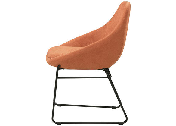 Dash Persimmon Dining Chair by Scott Living