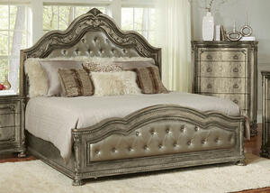 Majestic Queen Bed