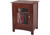 Crosley Bardstown Cherry Entertainment Cabinet