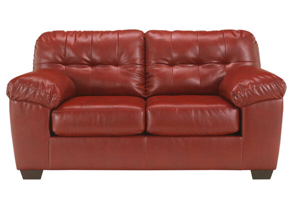 MAXIM 3 PC LIVING ROOM RED