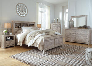 Grady 7pc Queen Bedroom