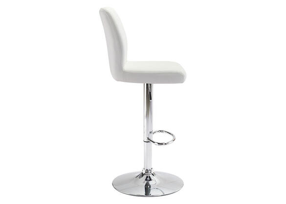 Willful White Barstool