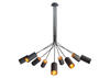 Enterprise Ceiling Lamp Black