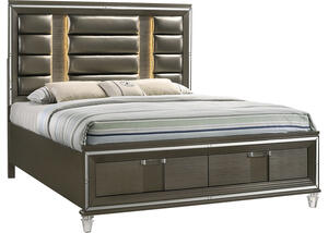 Torano Queen Bed