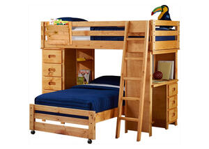 SUNDANCE 7 PC LOFT BED
