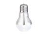Eddy Ceiling Lamp Gray