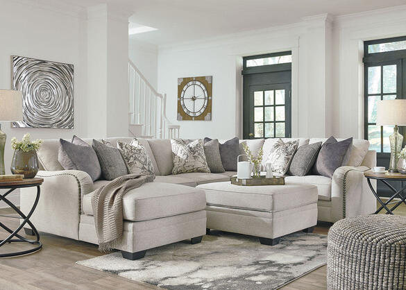 Perry 4 Pc. Sectional (Reverse)