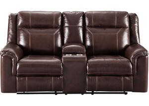 Pwr Loveseat W/pwr Hr Brice