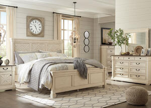 Fontana 7 Pc. King Bedroom