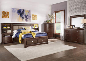 MELBOURNE 9PC QUEEN BEDROOM
