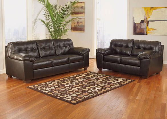 MAXIM 2 PC LIVING ROOM CHOCOLATE