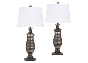 2PK Table Lamp L202904 Rory