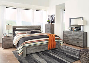 Urbana 8pc King Bedroom