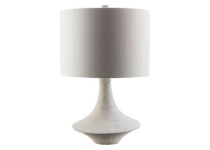 Bryant Table Lamp Ivory