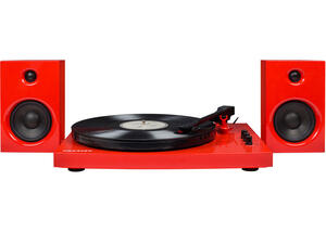 Crosley T100 Red Turntable