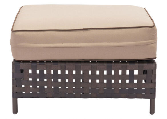 Pinery Ottoman Brown