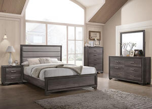 Kellen 5 Pc. King Bedroom w/Free Chest