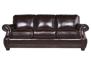 Genoa Chocolate Sofa