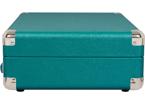 Crosley Cruiser Deluxe Teal Turntable