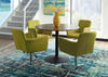 Montoya Yellow 5 Pc. Dinette by Scott Living