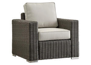 Langstone Charcoal Chair