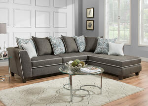Sully 2 Pc Sectional