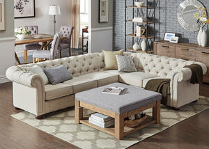 Barrington 6 Seat Sectional