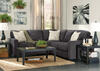 Arthur Charcoal 2 Pc. Sectional