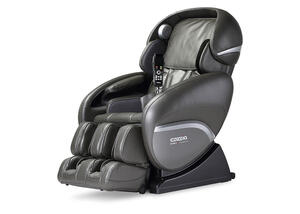 Zen Complete Massage Chair Gray